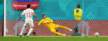 """La ciencia detrás de las tandas de penaltis: por qué no son en absoluto """"una lotería"""""""
