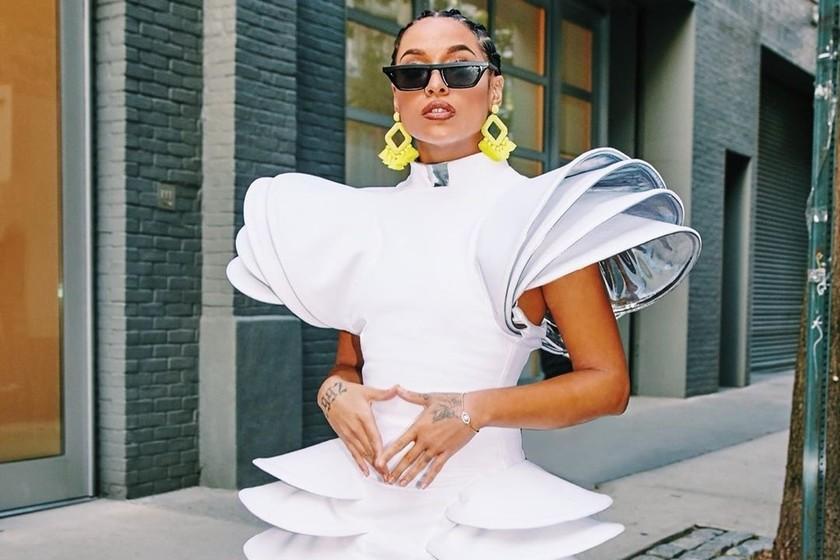 Así es el estilo y la música de Princess Nokia, la rapera noventera que está revolucionando nuestra visión de la moda
