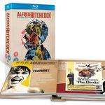 Más barato todavía: Pack de Obras Maestras de Hitchcock en BluRay por sólo 23,99 euros en Zavvi