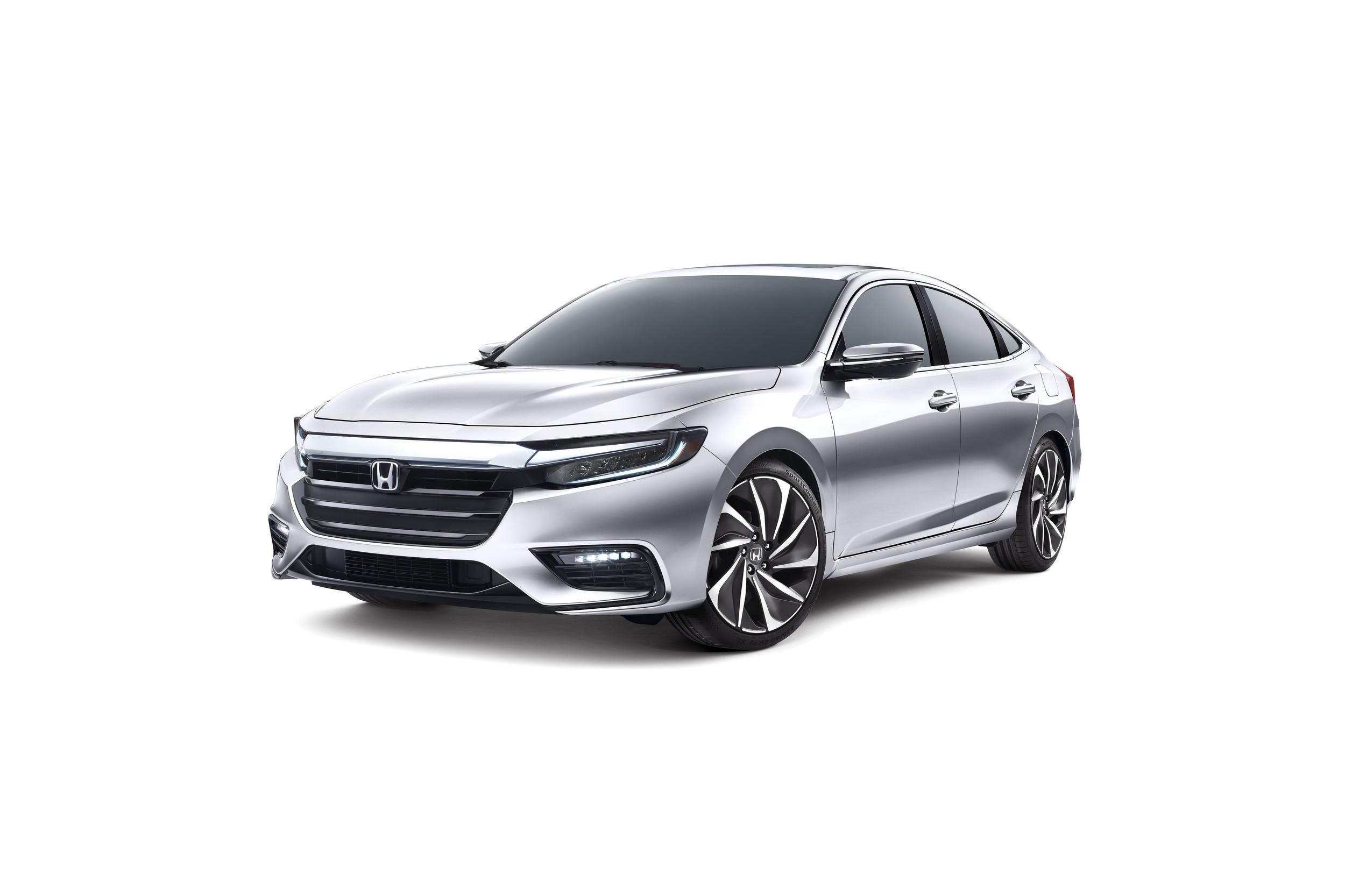 Foto de Honda Insight 2018 (anticipo) (1/12)