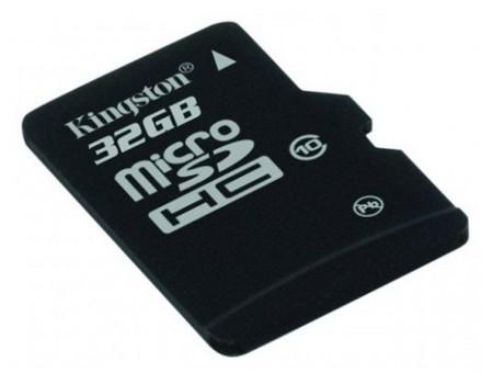 Memoria Kingston Micro Sd Clase 10 32gb