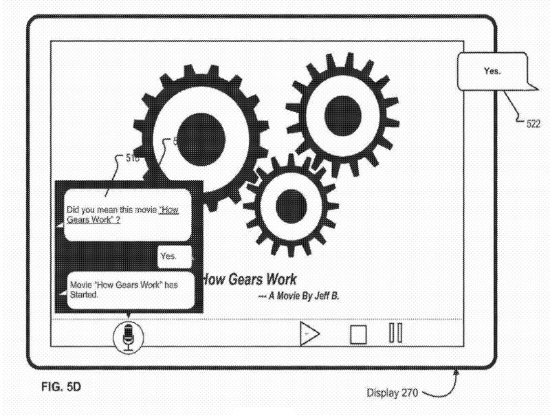 Foto de Patente de Siri para OS X (15/17)