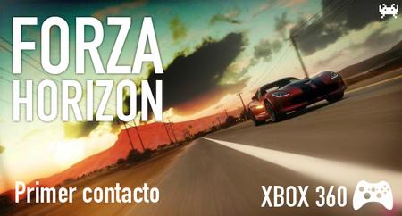 'Forza Horizon', primer contacto con lo nuevo de Turn 10 [E3 2012]