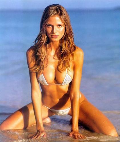 Las piernas de Heidi Klum no valen lo mismo