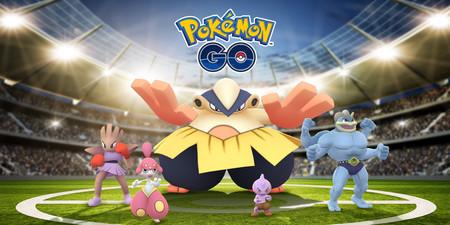 Pokémon GO dedica su nuevo evento a los Pokémon de lucha y a los combates de Gimnasio e Incursiones