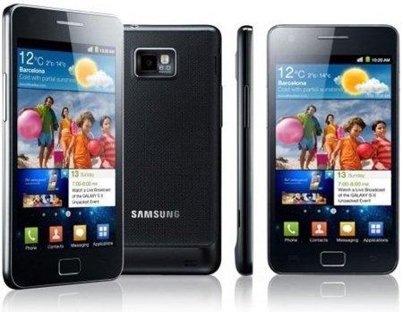 Precios del Samsung Galaxy SII con Movistar