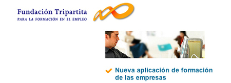 Fundación Tripartita, novedades para la aplicación de gestión de la formación