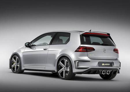 Volkswagen Golf R 400 Concept 2014 800x600 Wallpaper 03