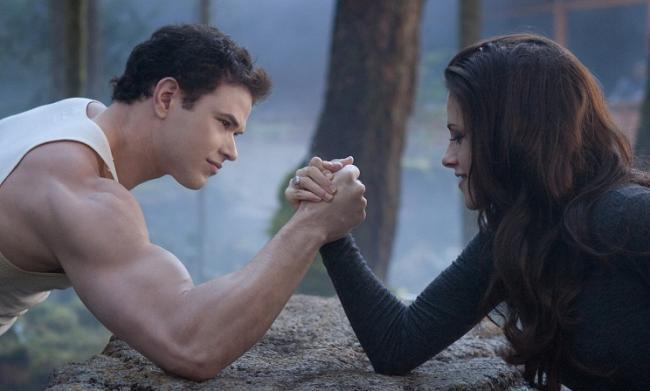 'La saga Crepúsculo: Amanecer. Parte 2' es la peor película de 2012