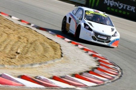 Peugeot y Hansen Motorsport juntos en el Mundial de RallyCross