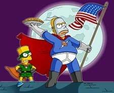 Fox no quiere a los Simpson en Google Vídeo