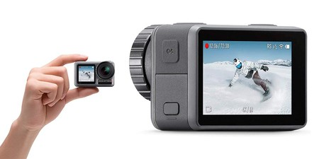 Dji Osmo Action Cam Charging Combo 3