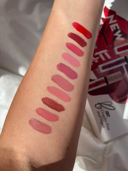 Matt Pro Ink Non-Transfer Liquid Lipstick de Catrice