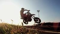 El supermotard de la mano del Team Assomotor: HM Honda Racing