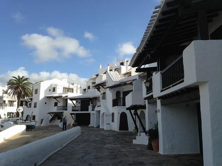 Binibeca, visita obligada en Menorca