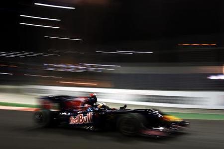 Los frenos detienen la carrera de Jaime Alguersuari