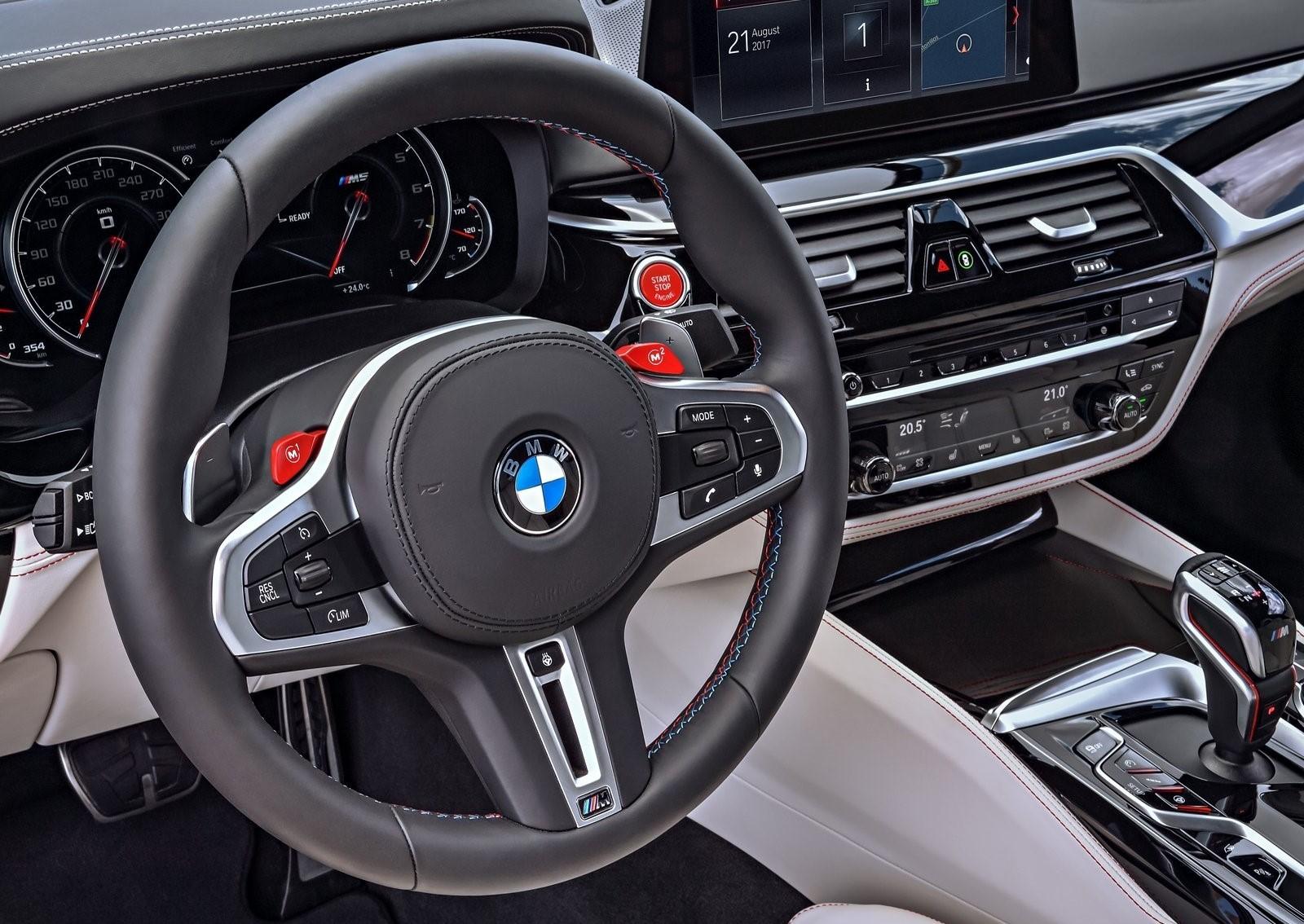 Foto de BMW M5 First Edition 2019 (3/19)