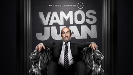 'Vamos Juan' presenta su candidatura a mejor serie de comedia del año con una temporada sensacional