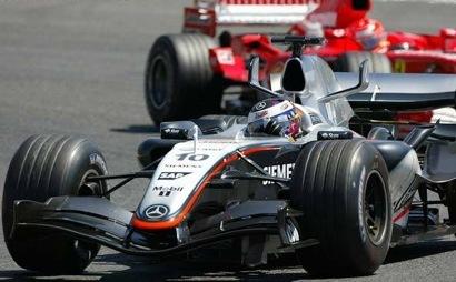 ¿Quién prefieres que retransmita la Fórmula 1?
