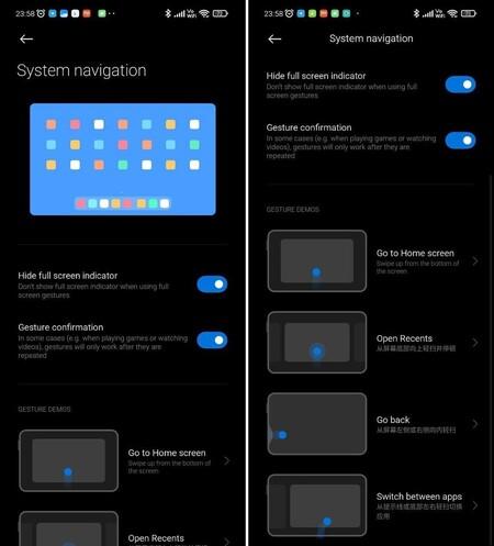 Xiaomi Mipad Interfaz Miui 12 5
