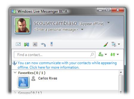 Windows Live Messenger 9 ya se puede descargar