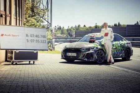 Audi Rs 3 2021 Nurburgring 027