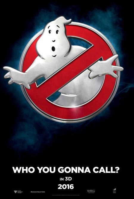 Nuevo teaser póster de Ghostbusters