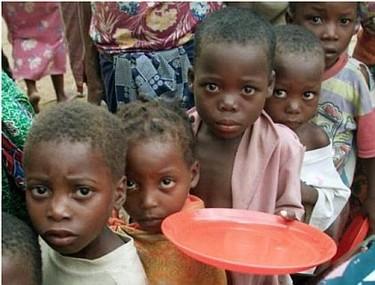 923 millones de hambrientos en el mundo