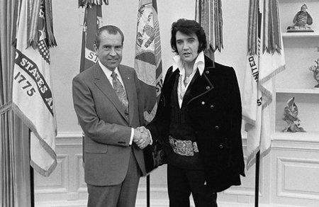 Eric Bana interpretará a Elvis y Danny Huston a Nixon en la ópera prima de Cary Elwes
