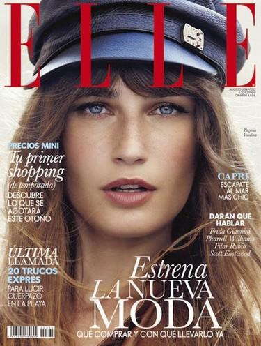 ¡Dos portadas españolas casi idénticas! Una gorra de Gucci tiene la culpa