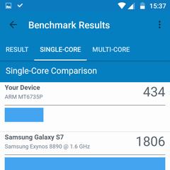 Foto 2 de 8 de la galería moto-e3-benchmarks en Xataka Android