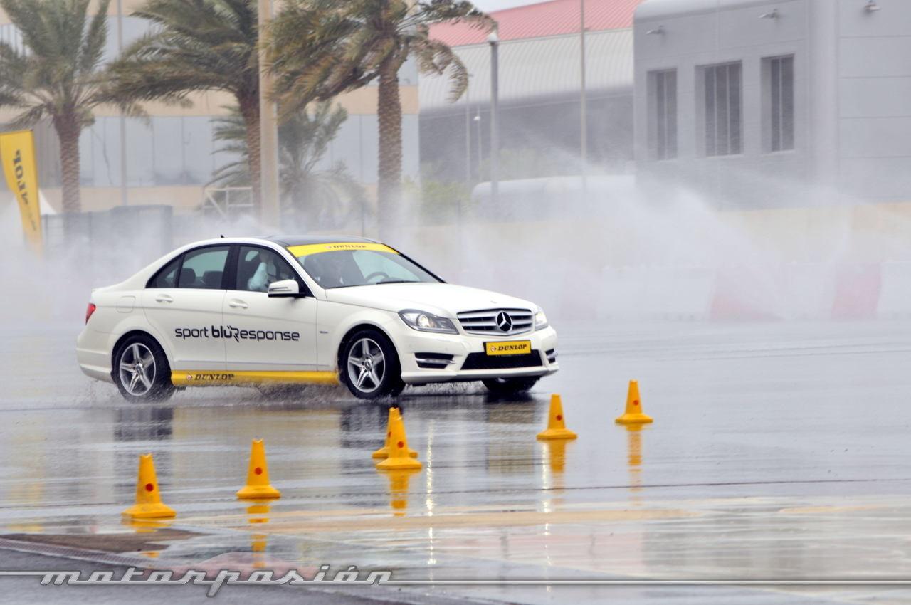 Foto de Dunlop Sport BluResponse, presentación y prueba en Yas Marina (11/24)