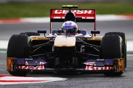 Daniel Ricciardo con ventaja para la promoción a Red Bull Racing