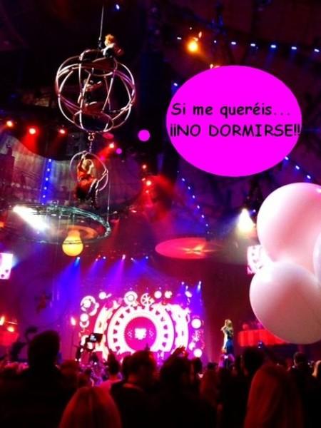 MTV EMA 2012: las actuaciones de la gala fueron algo aburridillas