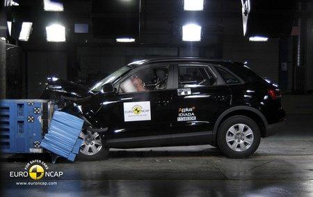 Audi Q3 - EuroNCAP