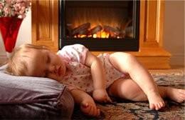 Los bebés no deben utilizar almohada