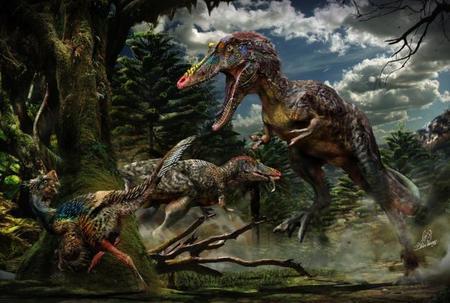 'Pinocchio Rex', así era uno de los primos del Tyrannosaurus rex
