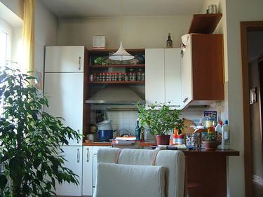 Ganar amplitud en una cocina sin obras