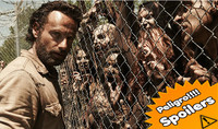 'The Walking Dead', sangriento y aburrido intimismo