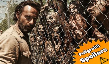 'The Walking Dead', sangriento y aburrido intimismo