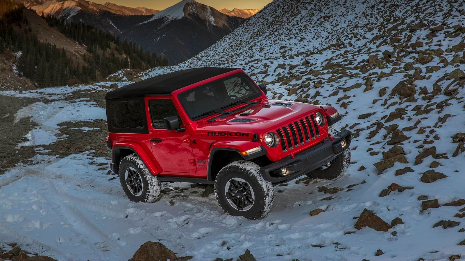 Foto de Jeep Wrangler 2018 (19/51)