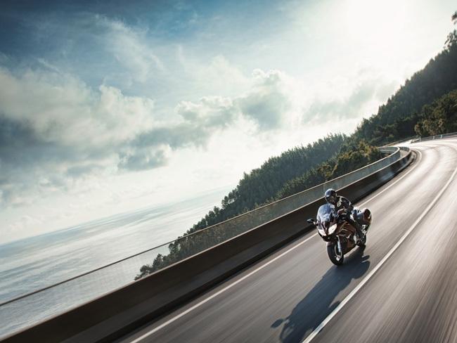 Yamaha FJR1300A y AS
