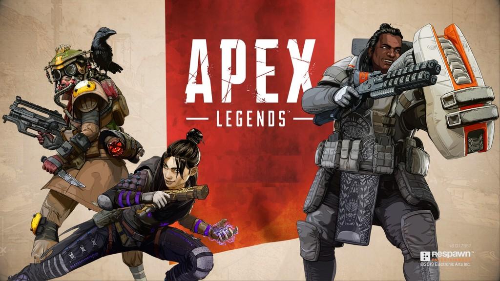 'Apex Legends' a la conquista de 'Fortnite': ya posee 25 millones de usuarios a sólo una semana de su lanzamiento