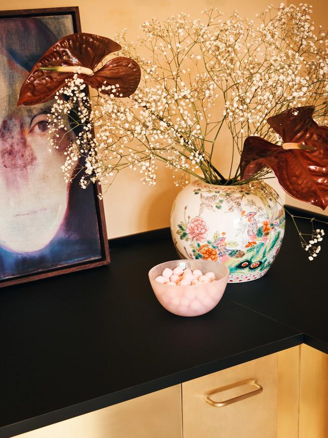 Stine Goya Reform Interiors Offices Kitchens Gold Denmark Copenhagen Dezeen 2364 Col 5 1