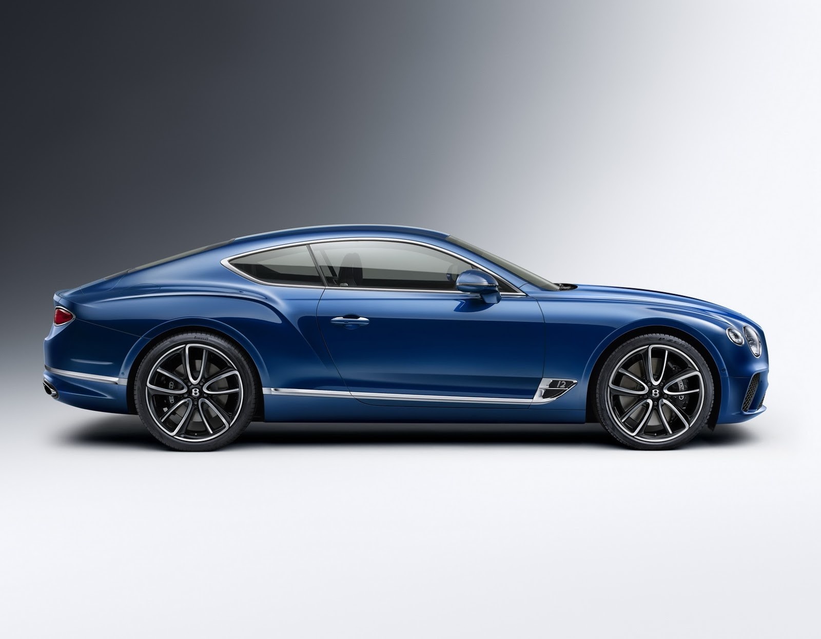 Bentley Contienetal GT 2018