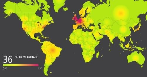 ¿A qué velocidad navegas desde el móvil? La media española está en unos 5,1 Mbps, según Akamai