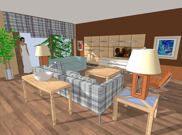 Google SketchUp, una herramienta para recrear espacios