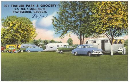 Trailer Park en Georgia