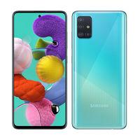Samsung Galaxy A51: la serie A se renueva con perforación en vez de notch y cámara cuádruple