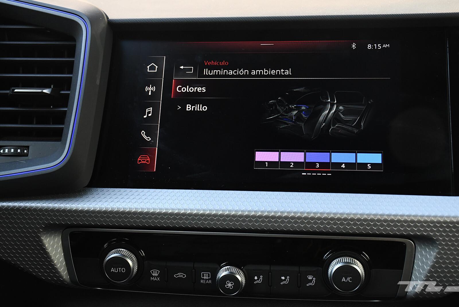 Foto de Audi A1 S-Line (prueba) (28/30)